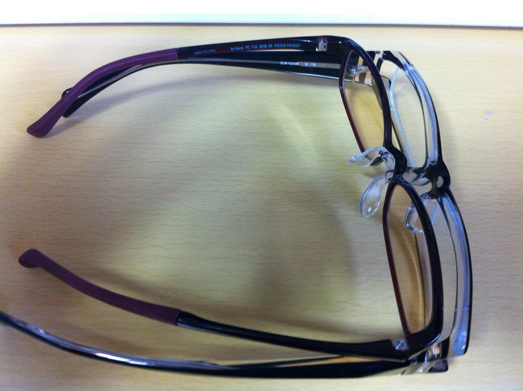 目を疲れないようにする方法 PC用メガネ自分でカスタマイズ