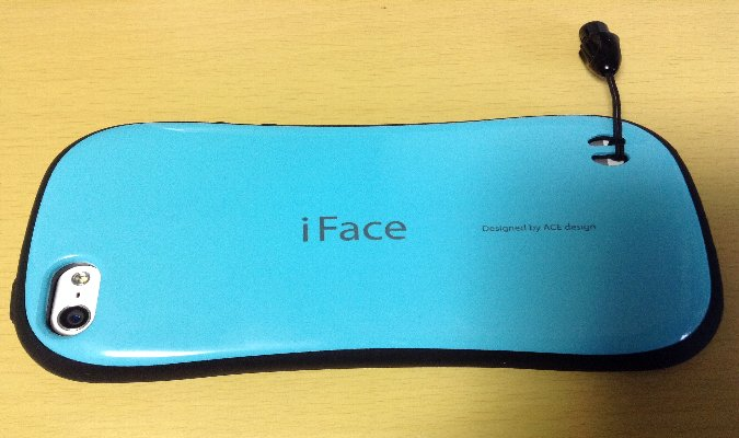 iPhone5 ケース iface