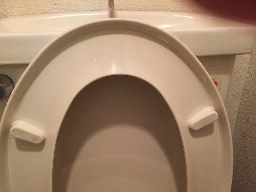 トイレ掃除3