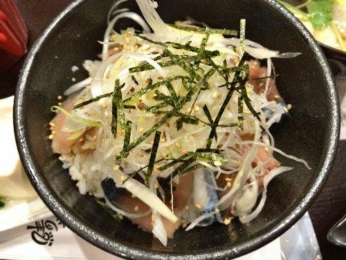とろ鯖漬け丼2