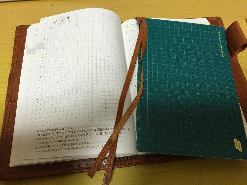 ほぼ日手帳中身