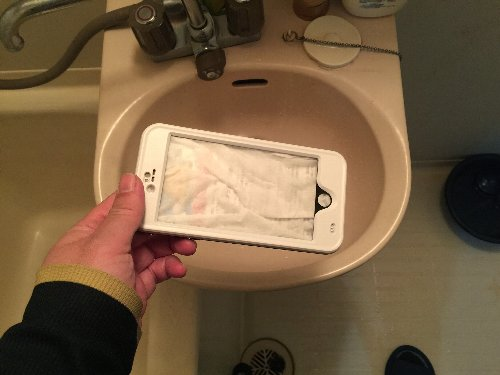 防水テスト3