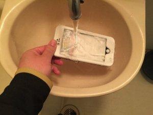 防水テスト4