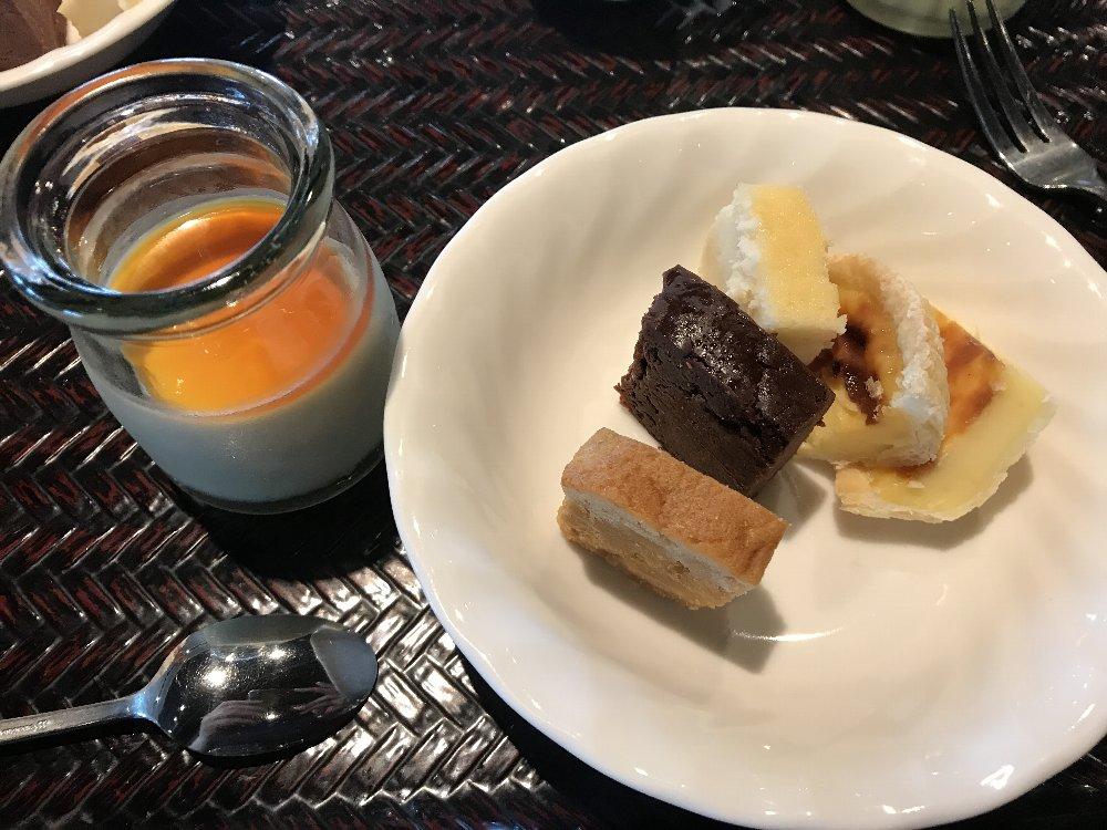 ラビスタ函館ベイ朝食デザート