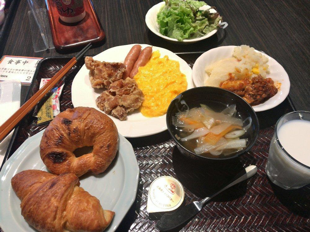 ラビスタ函館ベイ朝食洋食