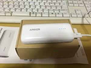 Anker® Astro E1 5200mAh 超コンパクト モバイルバッテリー