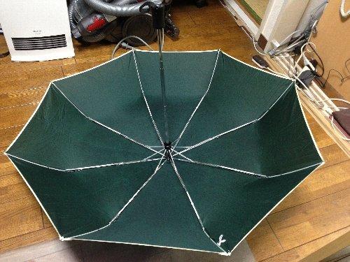 自動開閉式(ジャンプ)折りたたみ傘ワンプッシュ4