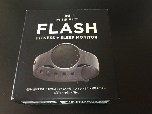 Misfit Flash箱