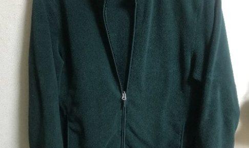 フリースフルジップジャケット