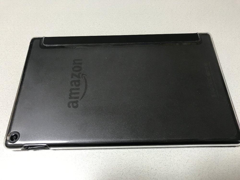 Fire HD 10ケース半透明