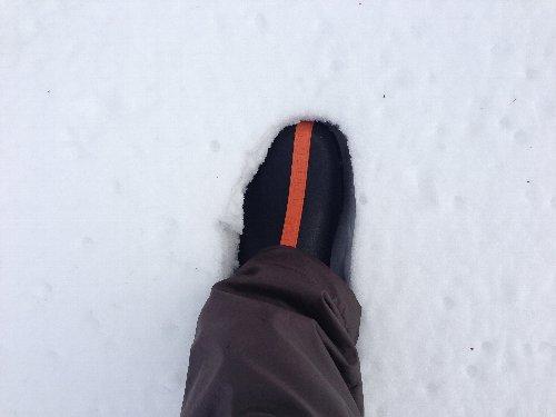 オシャレで機能性、履き心地抜群の長靴「76レインブーツ」都会の大雪で大活躍