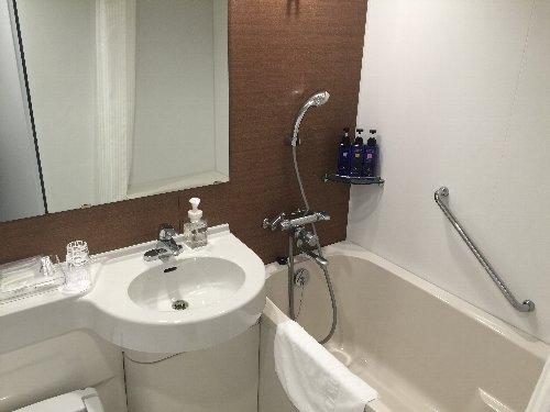 キレイなホテルお風呂