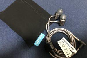 Anker SoundBuds Verve (カナル型 有線イヤホン)【マイク非内蔵】