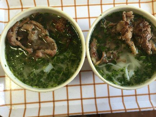 ベトナムフォー 牛肉