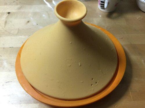 シリコーンタジン鍋
