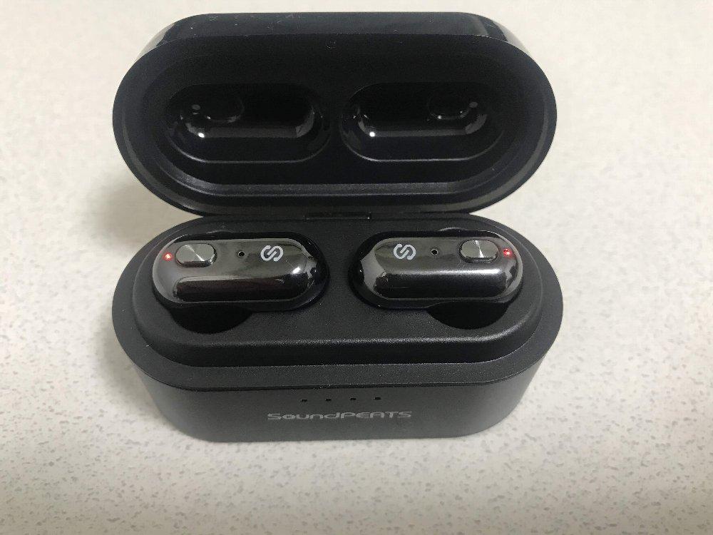 SoundPEATS(サウンドピーツ) Truengine Bluetooth