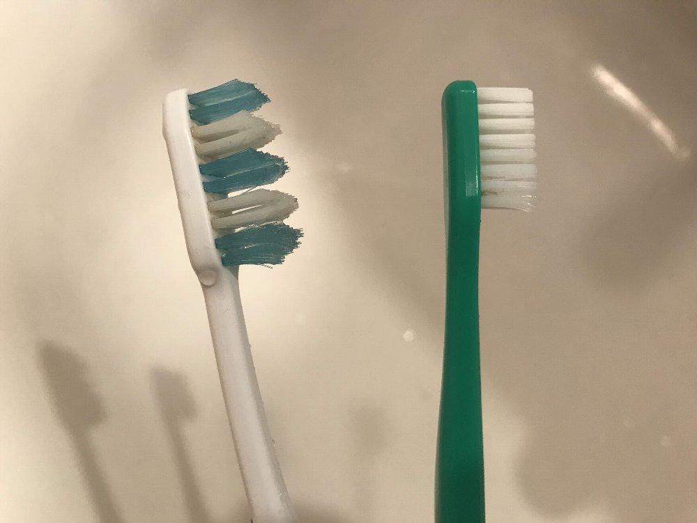 歯ブラシ大きさ