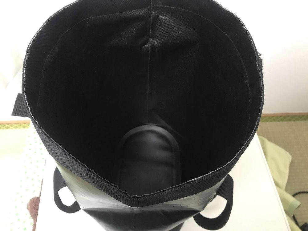 防水バッグ バケツ