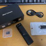 小型カメラDEXILIO 8時間録画 感想 フードデリバリー配達員におすすめ