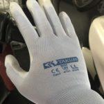 手の甲日焼け防止手袋