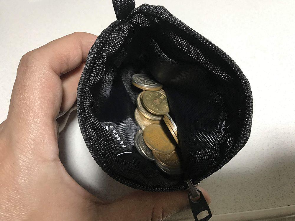FieldCoreコインケース 小銭