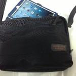 iPad mini ショールダーバック マンハッタンパッセージ/MANHATTAN PASSAGEを購入しました。