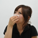 鼻づまりを解消する3つの方法